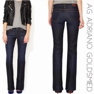 Adriano Goldschmied AG The Jessie Bootcut Jeans